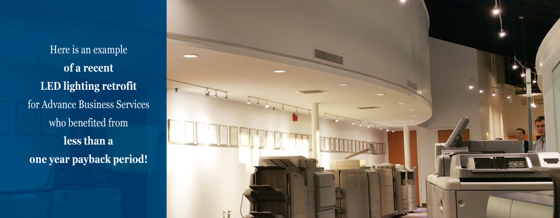 LED Lighting Advance Business Systems